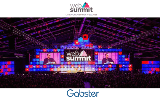 Estivemos presentes no Web Summit!