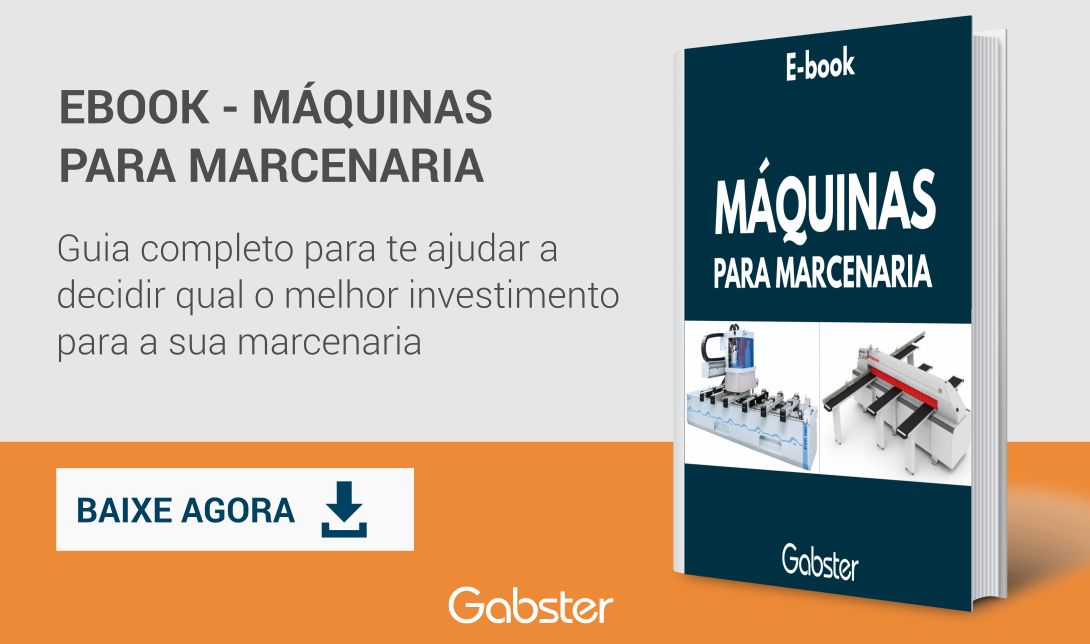 E-BOOK: Máquinas para marcenaria