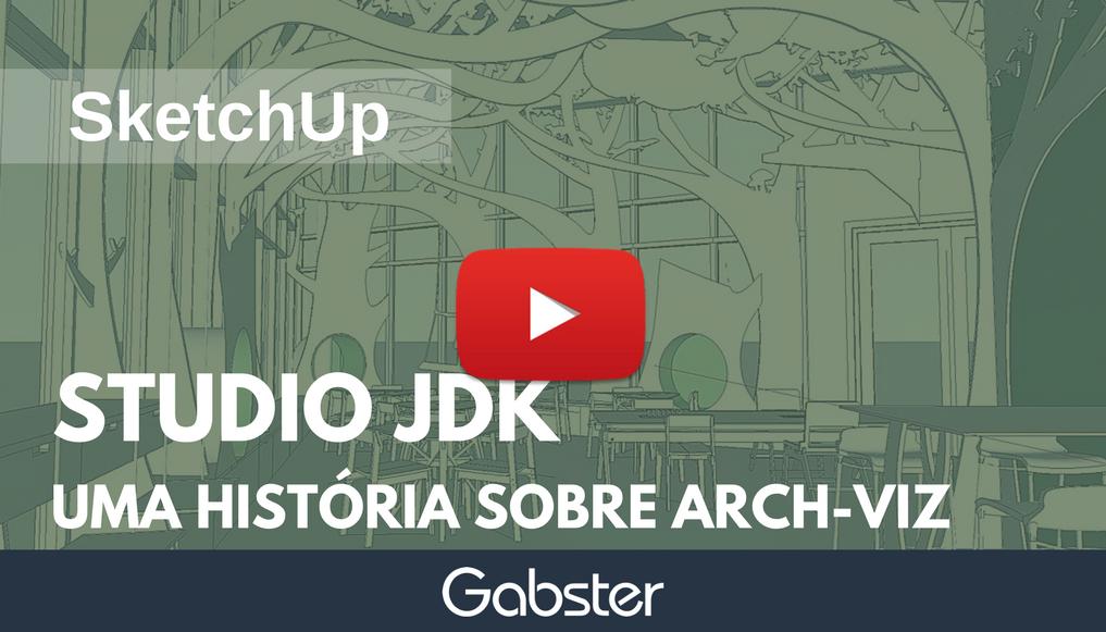 StudioJDK: Uma história sobre Arch-Viz