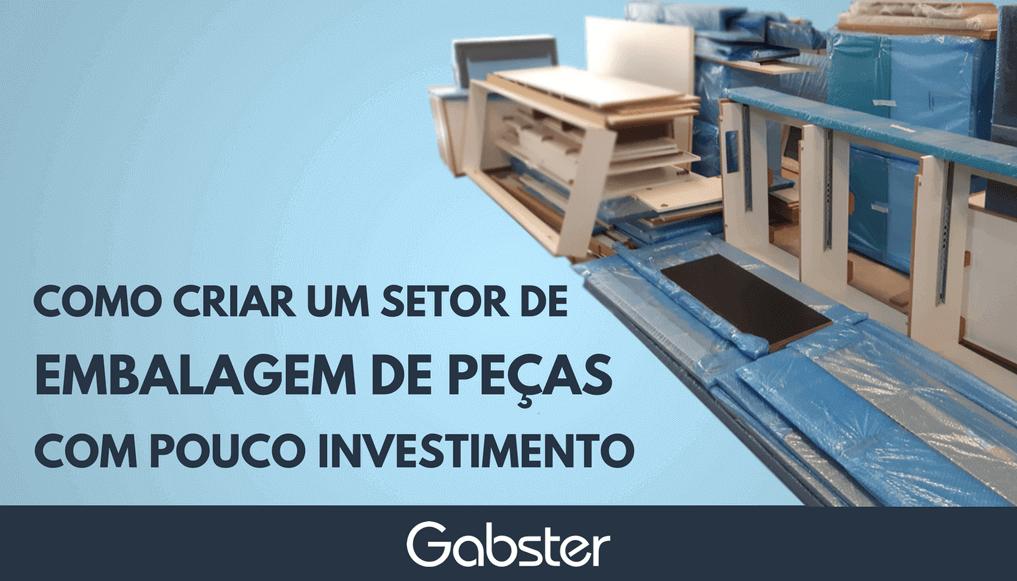 Como criar um setor de embalagem de peças com pouco investimento