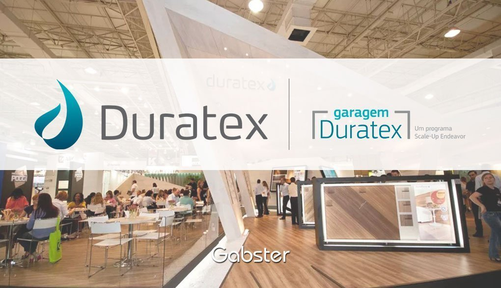 A Gabster no Scale-up Endeavor DURATEX