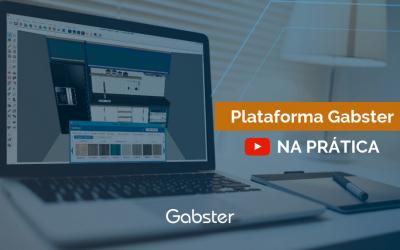 Gabster na Prática – Como criar projetos com variações e estilos de produtos diferentes no SketchUp – Vídeo 3