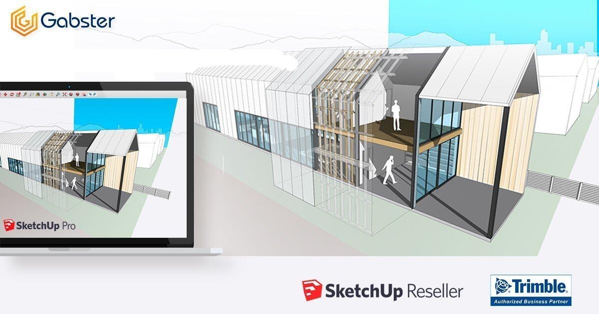Vantagens SketchUp Pro: Assinatura + Download de plugin gratuito