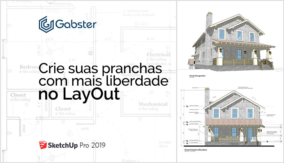 Projeto executivo no LayOut – Entenda como ter mais produtividade no seu escritório