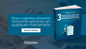 Marcenaria de Sucesso | eBook – Checklist: 3 passos para vender mais e melhor