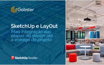Método construtivo virtual com SketchUp e LayOut – Case de sucesso M Moser Associates