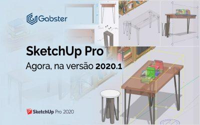 SketchUp Pro 2020 atualiza recursos e deixa seu uso ainda mais amigável